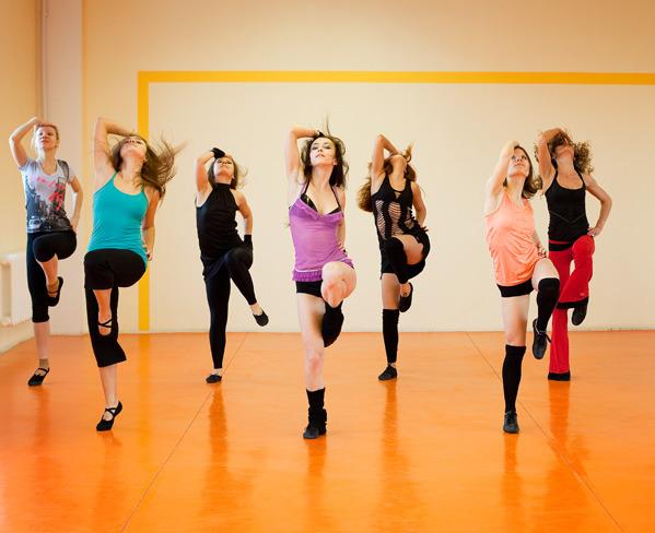 fundamental dance step